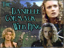 Danielle Cormack Web Ring